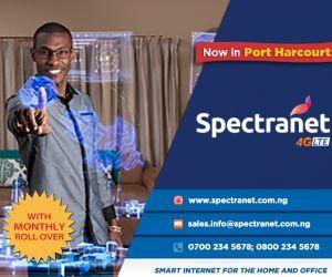 Spectranet 4G LTE