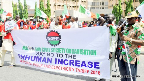 NLC SUSPENDS STRIKE, OPTS FOR DIALOGUE WITHFG