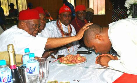 NWAOBOSHI SEEKS SUPPORT, SYNERGY FROM ANIOMA TRADITIONAL RULERS, COMMEND OKOWA FOR PRUDENT MANAGEMENT OFRESOURCES