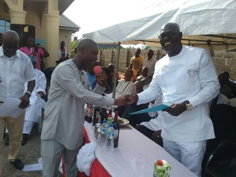 ESISO CALLS FOR PARTY UNITY, AS DELTA PDP COMMENCES FAMILIARIZATION TOUR OF LGAs *** Receives Decampees From Labour Party, APC inPatani
