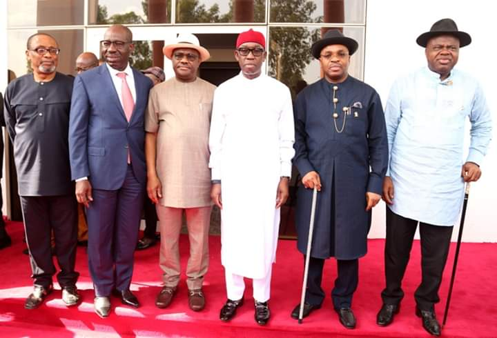 Breaking: SOUTH SOUTH GOVERNORS FORUM ENDORSE REGIONAL SECURITY – Flash  Point News